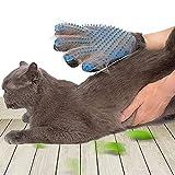SSRIVER - Guante de Aseo para Mascotas, Cepillo para Eliminar el Pelo, Guantes...