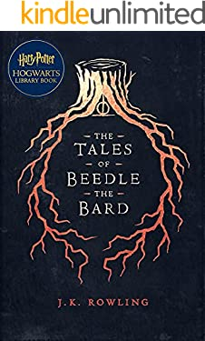 The Tales of Beedle the Bard: A Harry Potter Hogwarts Library Book