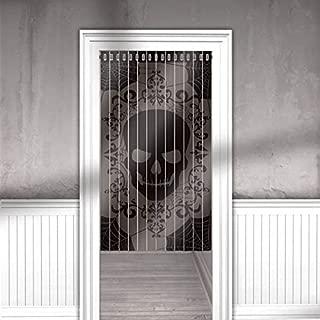 Amscan Skeleton Doorway Curtain 65