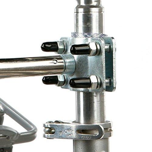 TRIXIE 1287-10 Fahrradhalterung für Hundeleine, Zubehör für Fahrräder