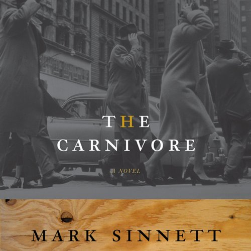 The Carnivore audiobook cover art