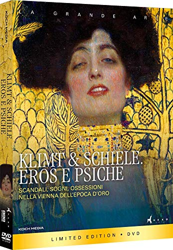 DOCUMENTARIO - KLIMT E SCHIELE - EROS E PSICHE (1 DVD)