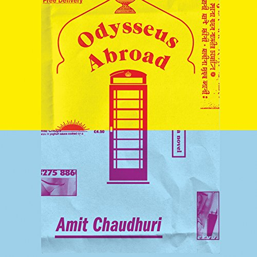 Odysseus Abroad audiobook cover art