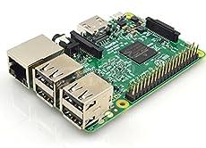 Image of Raspberry Pi 3 Model B. Brand catalog list of Raspberry Pi.