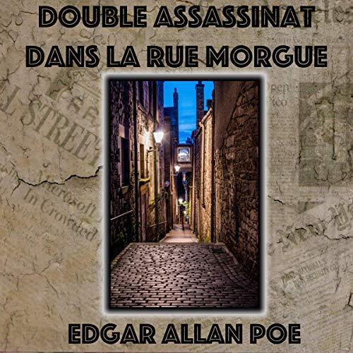 Double assassinat dans la rue Morgue cover art