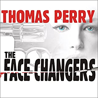 The Face-Changers audiobook cover art