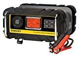 STANLEY BC15BS Fully Automatic 15 Amp 12V Bench Battery Charger/Maintainer with 40A Engine