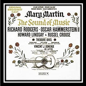 Mary Martin - Sound of Music Original Broadway Exclusive Edition Vinyl LP