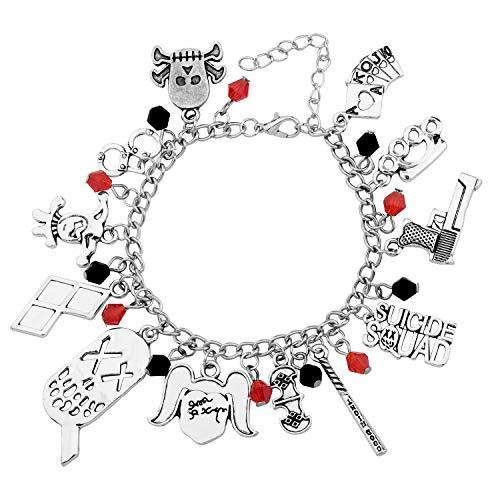 51k+TZw8EgL Harley Quinn Bracelets