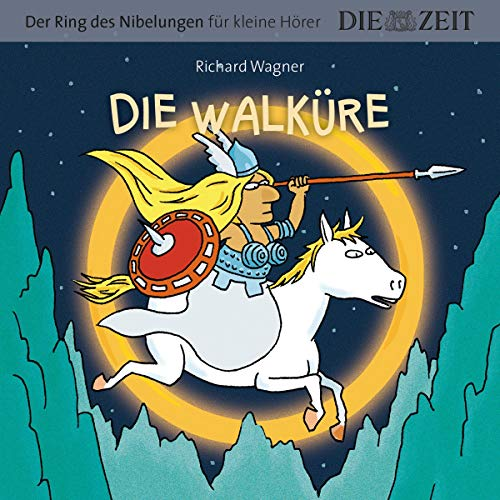 Die Walküre audiobook cover art