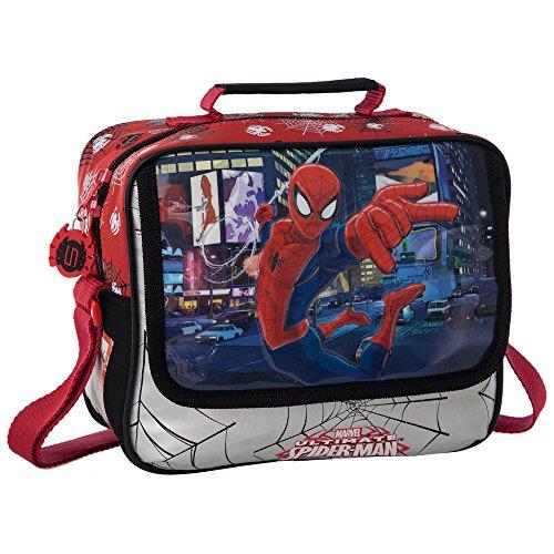 MARVEL Spiderman Beauty Case 23 cm (Rouge)