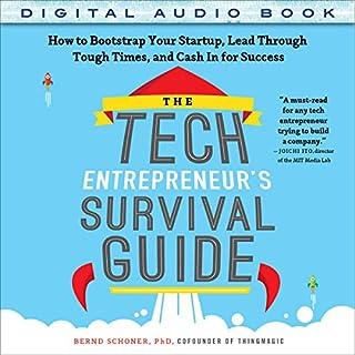 The Tech Entrepreneur's Survival Guide Titelbild