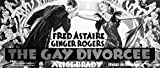 Fred Astaire and Ginger Rogers in The Gay Divorcee Film