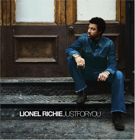 Just For You by Richie, Lionel (2004) Audio CD