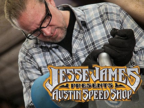 Jesse James Austin Speed Shop (Episode 1: Headers)
