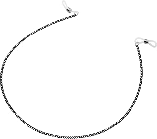 PiercingJ Silver Black Chain Silicone Hoop Protection Handcuffs Nipplering Nipple Noose Chain Non Piercing Body Jewelry Rings Faux Body Piercing Jewelry