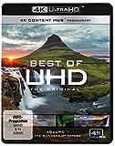 Best of UHD 4k - Das Original - Vol. 1: Wonders of Nature [Ultra HD Blu-ray] - -