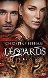 Léopards, tome 2 : Jake par Feehan