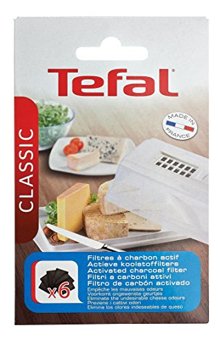 Tefal Large Cheese Preserver - White