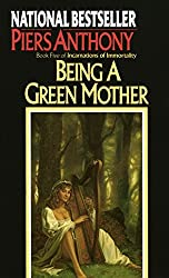 Cover of Being a Green Mother