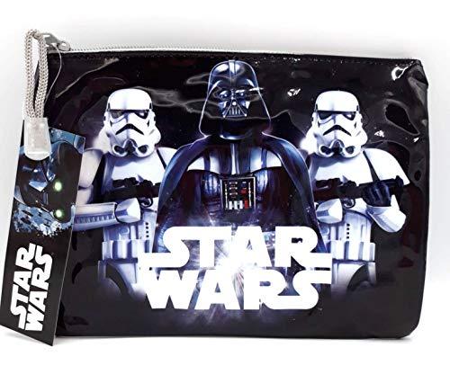 Trousse imperméable Star Wars avec Dark Vador et Stormtroopers