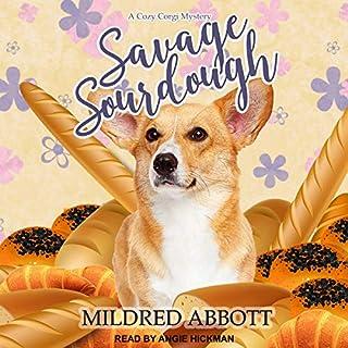Savage Sourdough cover art