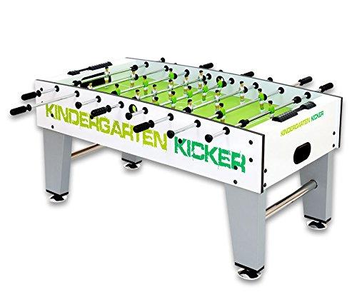 Betzold 58114 - Tischkicker für Kinder, klein, robust - Kickertisch Tischfußball Kindergarten