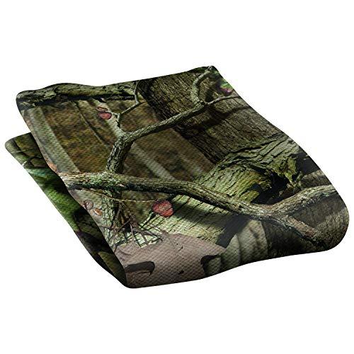 Allen Company Vanish Burlap for Hunting Blinds - Mossy Oak Break Up Country, Mossy Oak Break Up Country -12 ft x 56 in, One Size (25315)