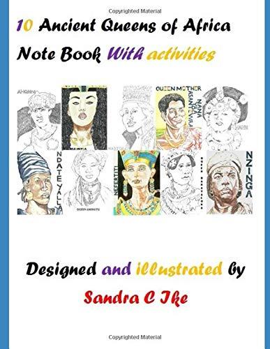 10 Ancient Queens of Africa Note Book with Activities