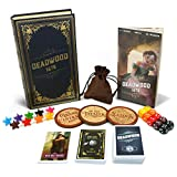 Deadwood 1876 Card Game of Strategy, Deceit, and Luck for 2-9 Players