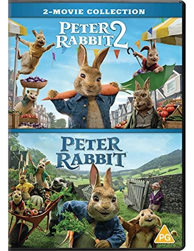 Peter Rabbit / Peter Rabbit 2 - Set [2 DVDs] [UK Import]