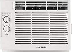 """Image of FRIGIDAIRE White FFRA051ZA1 17"""" Window Air Conditioner with 5000 BTU Cooling Capacity-115V: Bestviewsreviews"""