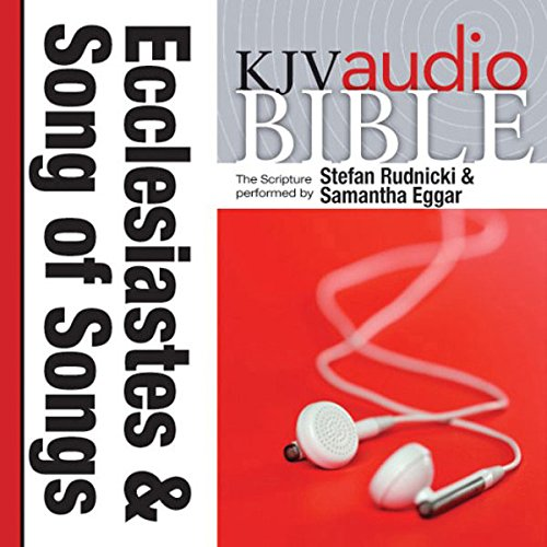 Pure Voice Audio Bible - King James Version, KJV: (18) Ecclesiastes and Song of Songs Titelbild