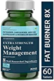 Carbamide Forte Keto Fat Burner & Natural Weight Loss Supplement For Men And
