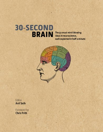 30-Second Brain: The 50 most mind-blowing ideas in neuroscience, each explained in half a minute (English Edition)