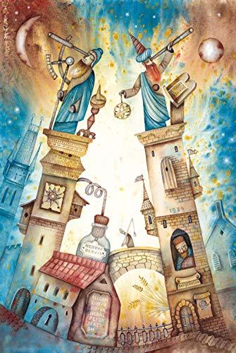 Dagogische Puzzlespiele Puzzlespielzeug Uhr Surrealismus Abstraktes Holzpuzzle 1000 Stück Ersion Holzpuzzle Weiße Karte Erwachsenenbildung
