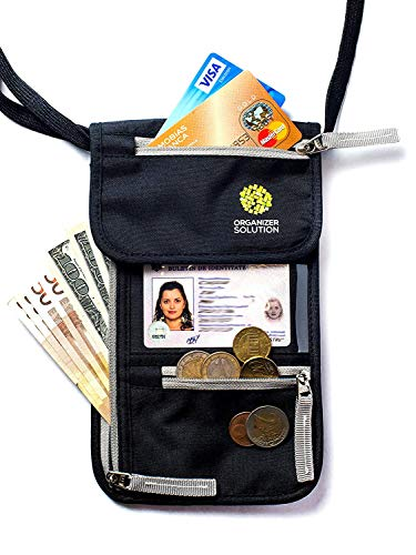 Passport Holder Travel Wallet with RFID | Amazon.com