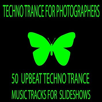 50 Upbeat Techno Trance Music Tracks for Slideshows
