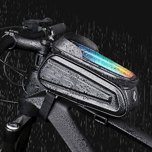 Pwshymi Funda para Lluvia Bolsa a Prueba de Polvo Bolsa de Almacenamiento de Ciclo Extensible para Acampar en el Campo y Viajar Amantes del Ciclismo y la Pesca