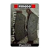 Pastiglie freno posteriori Ferodo Platinum FDB2006P F 650 700 800 R 1200 GS
