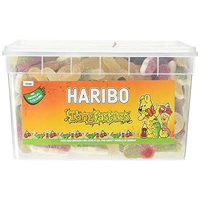 haribo tangfastics bulk sour sweets tub, 2kg Haribo Tangfastics bulk sour sweets tub, 2kg 51k gyOINXL