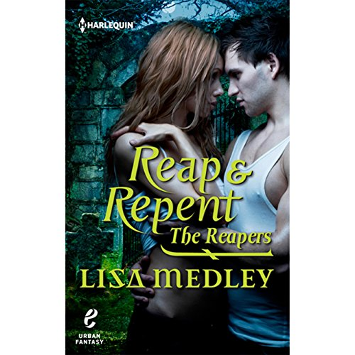 Reap & Repent audiobook cover art