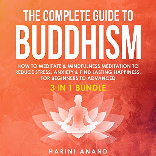 The Complete Guide to Buddhism cover art