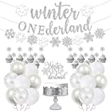 Winter Onederland 1st Birthday P...