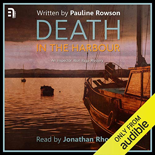 Death in the Harbour Audiobook By Pauline Rowson cover art