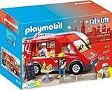 PLAYMOBIL 5677Ciudad Vida Food Truck, Multicolor