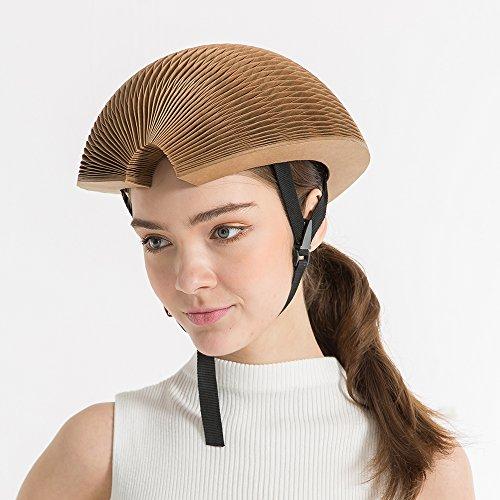 Weshine El uso reciclable plegable del casco de la bici de la...