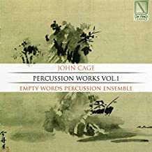 Cage: Percussion Works Vol 1