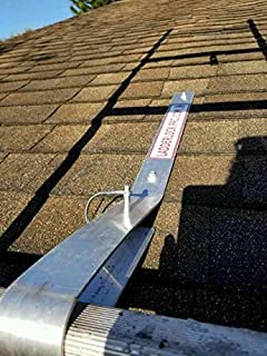 Ladder Lock Pro Clamp for Roofing Safety and Gutter Protection