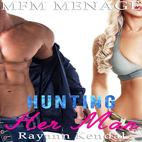 Hunting Her Man audiobook cover art